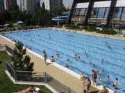 Letní plovárna - bazén