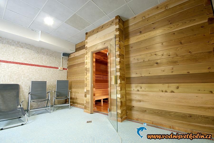 Sauna z cedrového masivu